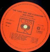 LP - Bob Dylan - The Times They Are A-Changin' - ORIGINAL HOLLAND