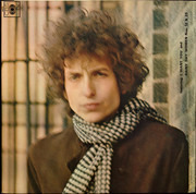 Double LP - Bob Dylan - Blonde On Blonde