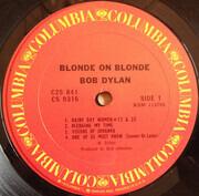 Double LP - Bob Dylan - Blonde On Blonde - US PRESS