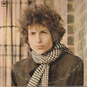 Double LP - Bob Dylan - Blonde On Blonde - Pitman Pressing