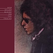 LP - Bob Dylan - Blood On The Tracks - Mural back cover