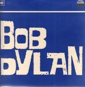 LP - Bob Dylan - Bob Dylan - red label