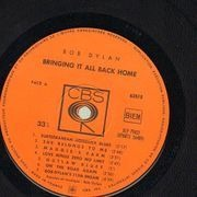 LP - Bob Dylan - Bringing It All Back Home - French orig