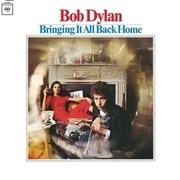 LP - Bob Dylan - Bringing It All Back Home - 180g