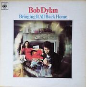 LP - Bob Dylan - Bringing It All Back Home - UK SUNBURST