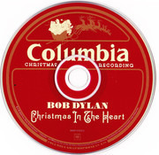 CD - Bob Dylan - Christmas In The Heart