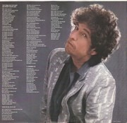 LP - Bob Dylan - Empire Burlesque