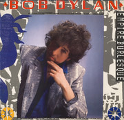 LP - Bob Dylan - Empire Burlesque - Greece