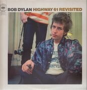 LP - Bob Dylan - Highway 61 Revisited - Original UK