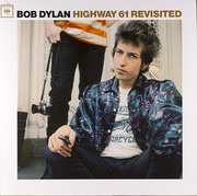 LP - Bob Dylan - Highway 61 Revisited - 180 Gram