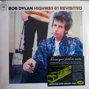 LP - Bob Dylan - Highway 61 Revisited - Sundazed