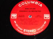 LP - Bob Dylan - Highway 61 Revisited - Original US Stereo