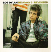 CD - Bob Dylan - Highway 61 Revisited