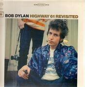 LP - Bob Dylan - Highway 61 Revisited