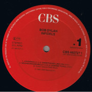 LP - Bob Dylan - Infidels