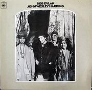 LP - Bob Dylan - John Wesley Harding - MONO UK