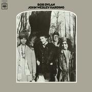 LP - Bob Dylan - John Wesley.. -Mono- - .. HARDING (2010 VERSION)