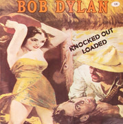 LP - Bob Dylan - Knocked Out Loaded
