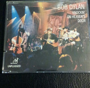 CD Single - Bob Dylan - Knockin' On Heaven's Door