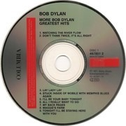 Double CD - Bob Dylan - More Bob Dylan Greatest Hits