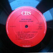 LP - Bob Dylan - Nashville Skyline