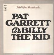LP - Bob Dylan - Pat Garrett & Billy The Kid - CLUB