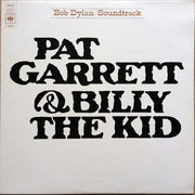 LP - Bob Dylan - Pat Garrett & Billy The Kid - ORIGINAL UK