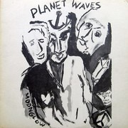 LP - Bob Dylan - Planet Waves - CTH