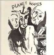 LP - Bob Dylan - Planet Waves