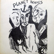 LP - Bob Dylan - Planet Waves - CSM