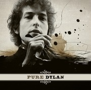 Double LP - Bob Dylan - Pure Dylan -.. -Gatefold- - .. AN INTIMATE LOOK AT BOB DYLAN /PRINTED INNER S