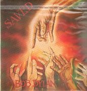 LP - Bob Dylan - Saved - no obi, +insert