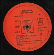 Double LP - Bob Dylan - Self Portrait - France