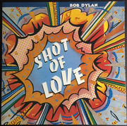 LP - Bob Dylan - Shot Of Love
