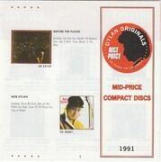 CD - Bob Dylan - Subterranean Homesick Blues - Red CD tray