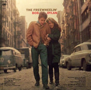LP - Bob Dylan - The Freewheelin' Bob Dylan