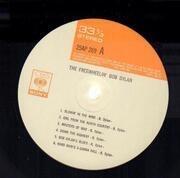 LP - Bob Dylan - The Freewheelin' Bob Dylan - OBI