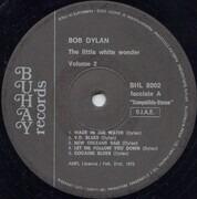 LP - Bob Dylan - The Little White Wonder - Volume 2