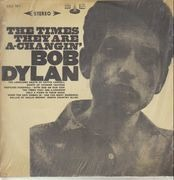 LP - Bob Dylan - The Times They Are A-Changin' - Original Taiwan