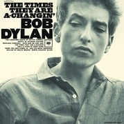 LP & MP3 - Bob Dylan - The Times They Are A-Changin' - 180g + Download