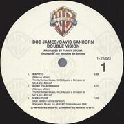 LP - Bob James , David Sanborn - Double Vision