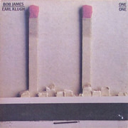 LP - Bob James & Earl Klugh - One On One