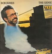 LP - Bob James - The Genie Themes & Variations From The TV Series 'Taxi'