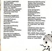 CD - Bob James - Lucky Seven