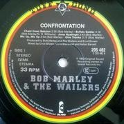 LP - Bob Marley & The Wailers - Confrontation - Gatefold