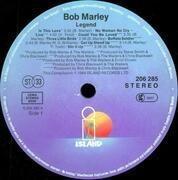 LP - Bob Marley & The Wailers - Legend