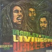 LP - Bob Marley , Peter Tosh , Neville Livingston , The Wailers - Marley, Tosh, Livingston And Associates