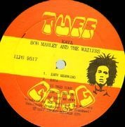 LP - Bob Marley & The Wailers - Kaya