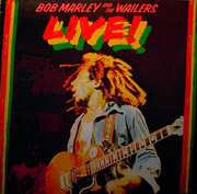 LP - Bob Marley & The Wailers - Live! - Club Edition
