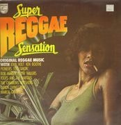 LP - Bob Marley And The Wailers, Toots And The Maytals, The Cimarons - Super Reggae Sensation